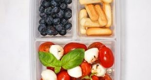 20 Healthy Packed Lunch Ideas - Recipes for Quick Lunches to Go!