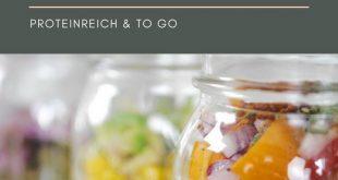 Salat Meal Prep - 3 to Go Rezepte für Salat aus dem Glas