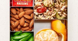 10 Easy Lunch Box Ideas for Vegetarians 2019 Easy Vegetarian Lunch Ideas | Kit...