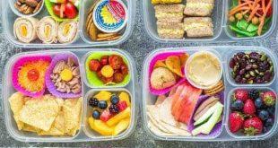 12 School Lunch Ideas | Healthy & Easy School Lunches | Kid-Friendly