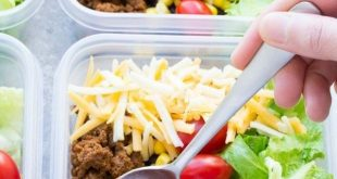 14 Low-Carb Work Lunches You Can Pack The Night Before