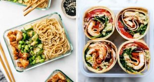 16 Make-Ahead Work Lunches That Are Packed With Protein