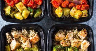 25 gesunde Mittagessen für Leute, die Salate hassen