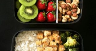 5-Day High-Protein Vegan Meal Prep for Weight Loss