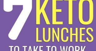 7 Keto-Mittagessen zum Mitnehmen - unterwegs Keto-Lunch-Ideen