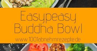 Buddha Bowl: Einfaches Rezept zum Abnehmen