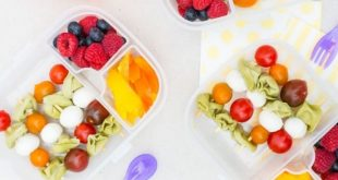 Non Sandwich Lunch Ideas For Kiddos